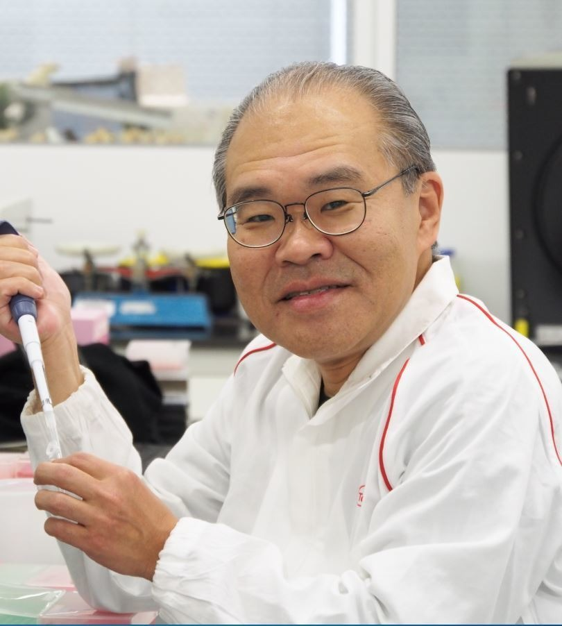 竹山道康 統合トランスレーショナル研究 主席研究員
