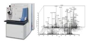 高感度/高分解能質量分析計