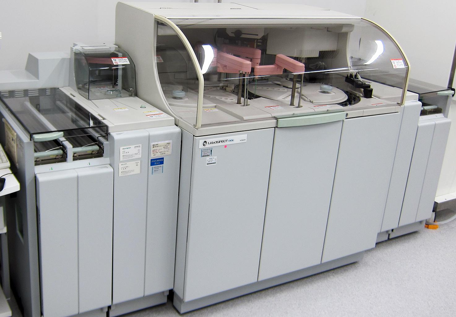 血液・尿生化学的検査 LABOSPECT008